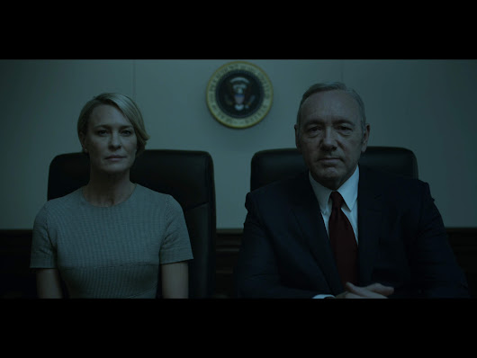 Historical precedence for House of Cards Season 4