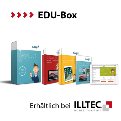 iPad-Management mit der Edu-Box