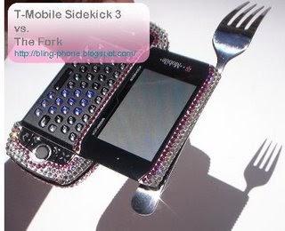 Bling It On Sidekick 3 Hazardous To Your Wallet