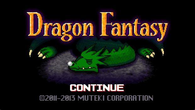 Original Dragon Fantasy coming to PlayStation 3 and Vita screenshot