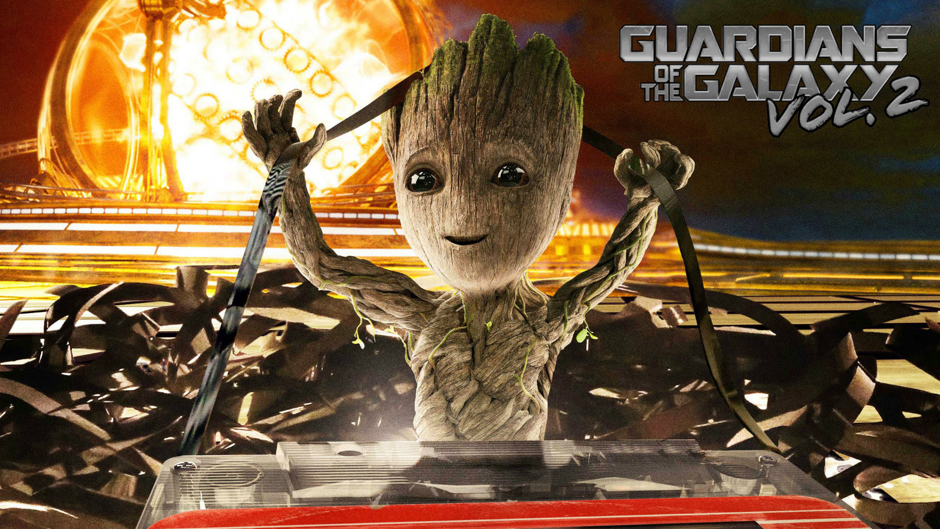 Groot Guardians Of The Galaxy Vol 2 2017 Guardians Of The