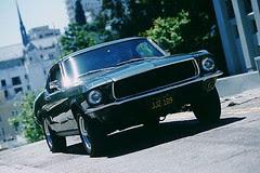 Bullitt Car Chase GoogleMapped