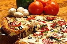 Concepto de Pizza