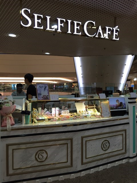 Selfie Cafe的相片 - 銅鑼灣