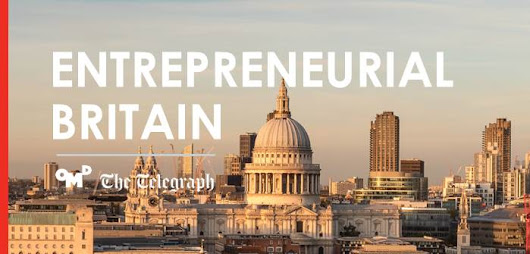 OMD UK and the Telegraph Media Group launch Entrepreneurial Britain research - OMD UK Blog