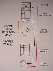 rheem water heater wiring schematic rheem ruud water heater  rheem ruud water heater