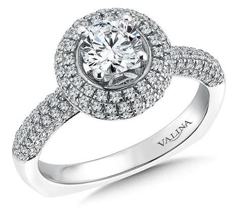 Shira Diamonds : Round Antique Engagement Rings : Round