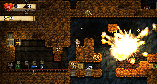 Anatomy of a Spelunky miracle