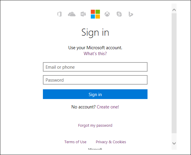 Enter your sign-in details. Evernote to OneNote.