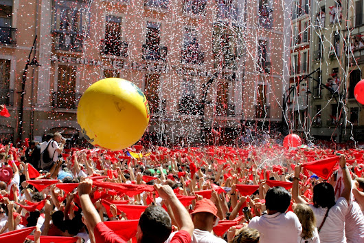 TOP 10 Spanish Summer Festivals