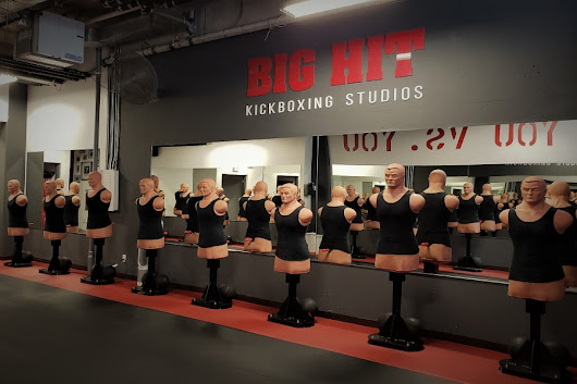 Sweaty Sundays: My Re-Commit to Fit at Big Hit Kickboxing Studios