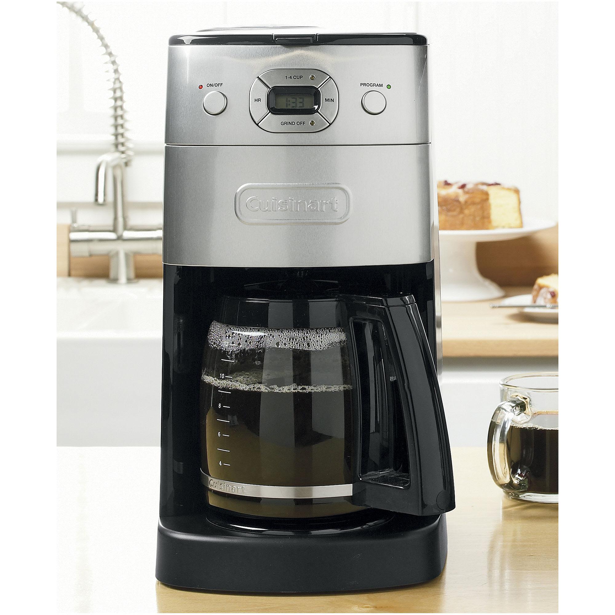Cuisinart Coffee Maker Amps : BUY Cuisinart Grind & Brew