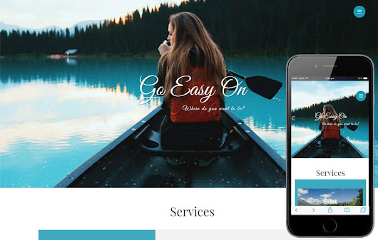 Go Easy On a Travel Category Flat Bootstrap Responsive Web Template