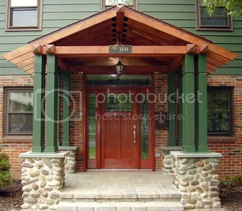 Gehman Custom Remodeling | Front Entryway Design Montgomery County ...