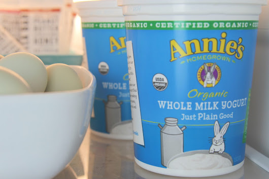 Do you have an overabundance of plain whole yogurt? - the joy of eating well