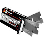 Performance Tool W742 12 Piece Single Edge Razor Blade