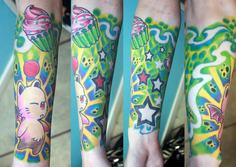 30 Greatest Sleeve Tattoo Designs Amazing Pla 1