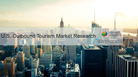 U.S. Outbound Tourism Market Research: