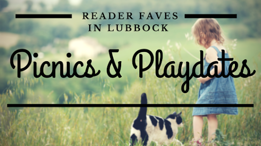 Picnics & Playdates:  Reader Tips & Faves around the 806 + {giveaways} | LubbockForKids.com