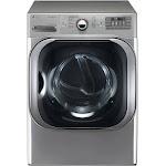 LG DLEX8100V Front-Loading Electric Dryer - Graphite Steel