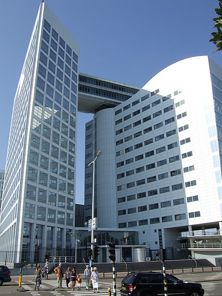 Archivo:Building of the International Criminal Court in The Hague.jpg