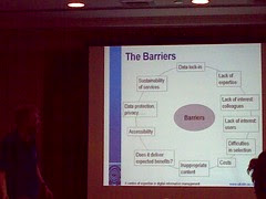 Brian Kelly - Barriers to Web 2.0