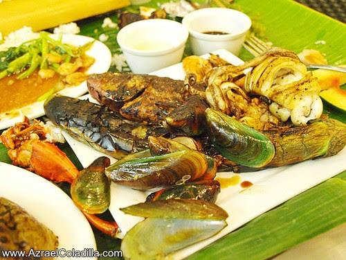Seafood Island and Marciano's opening in SM Southmall