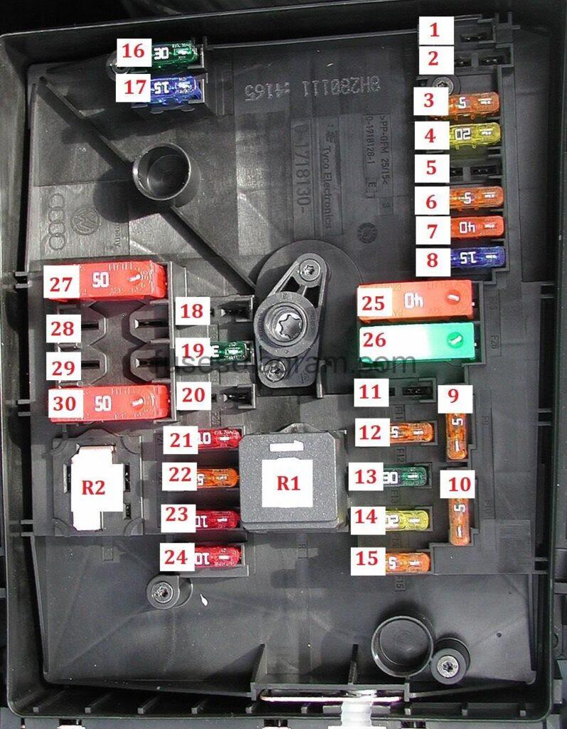 C8cc2 2012 Vw Jetta Fuses Diagram Digital Resources