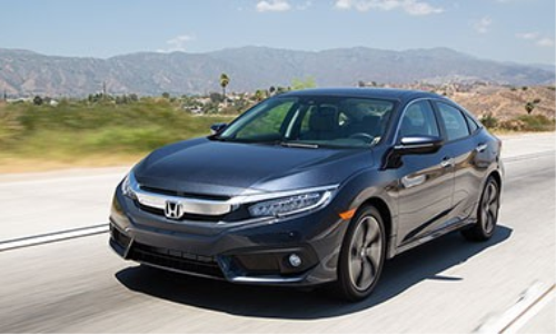 Compact Car Comparison: 2016 Honda Civic