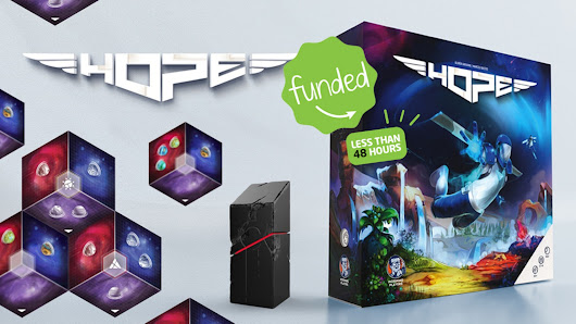 HOPE - The Board Game