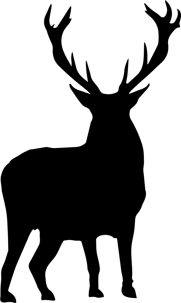 Download 18+ Deer Silhouette Svg Free Images Free SVG files ...