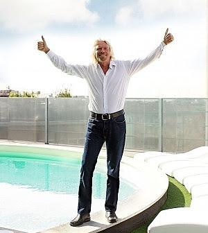 """""""Folle non investire nelle banche"""" Branson guarda al mercato italiano"""