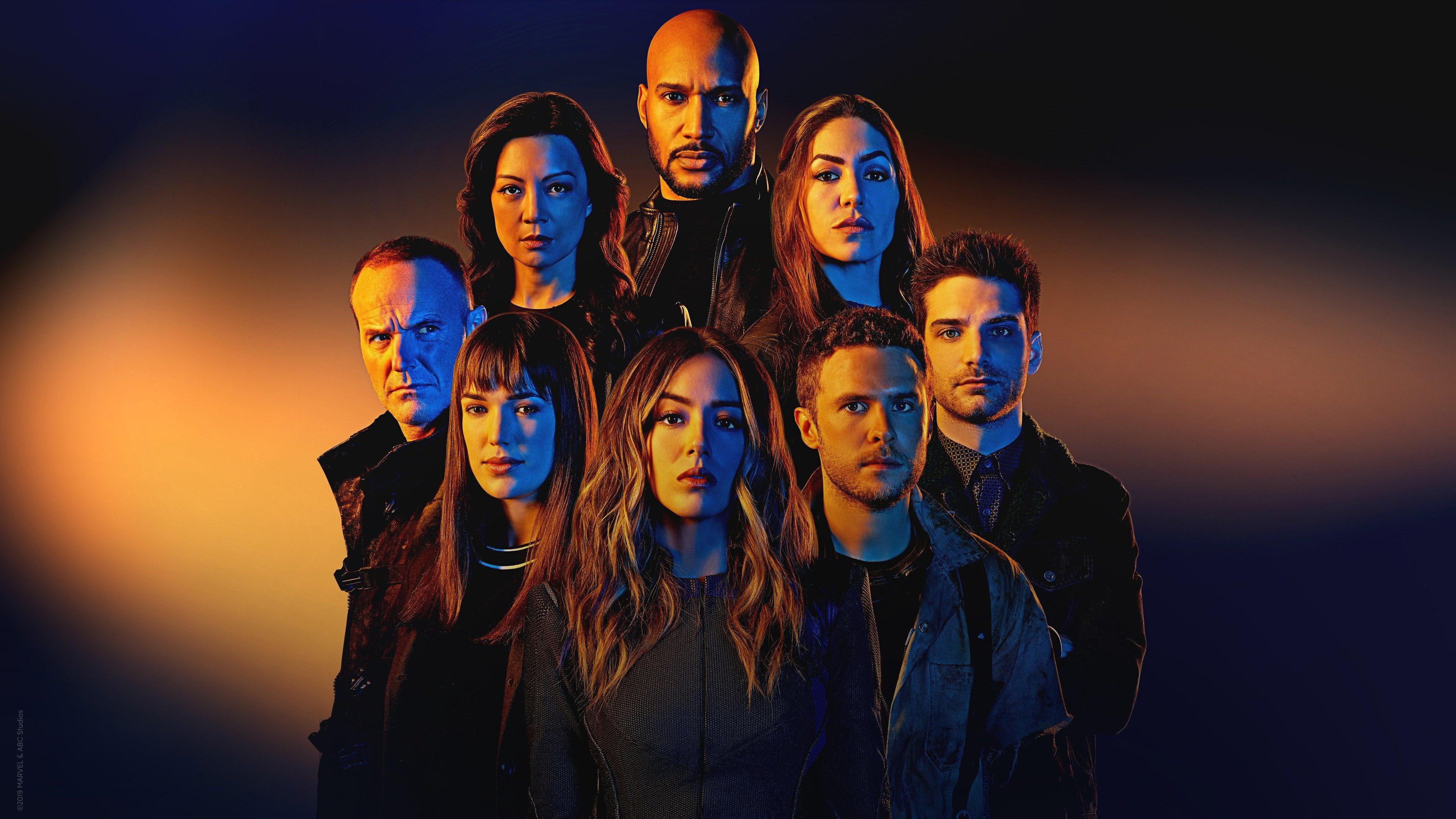 Marvel Agents Of Shield Season 7 4k Wallpapers Wallpapers Hd