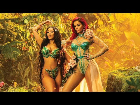 Bebe Rexha Feat Doja Cat - Baby, I'm Jealous (Official Video)
