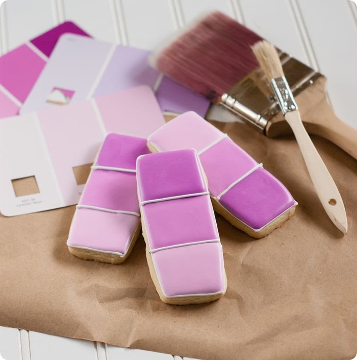 radiant orchid paint chip cookies paper photo paintchipradiantorchid2of6.jpg