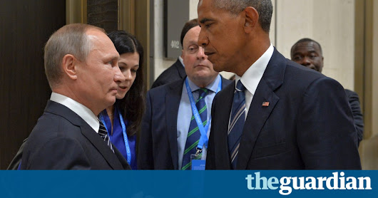 Obama expels 35 Russian diplomats in retaliation for US election hacking | US news | The Guardian