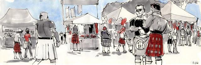 Scottish Festival 2012 #2
