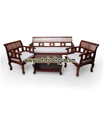 Online Wooden Furniture Sofa Sets - Used Sofa For Sale In North ...