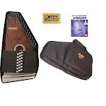 Oscar Schmidt 21 Chord Classic Autoharp w/ Gig Bagm & Melbay Book, OS21C PACKAGE