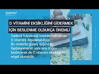 ÇOCUKLARDA D VİTAMİNİ EKSİKLİĞİ (Raşitizm Tedavisi) - Anadolu Sağlık Merkezi
