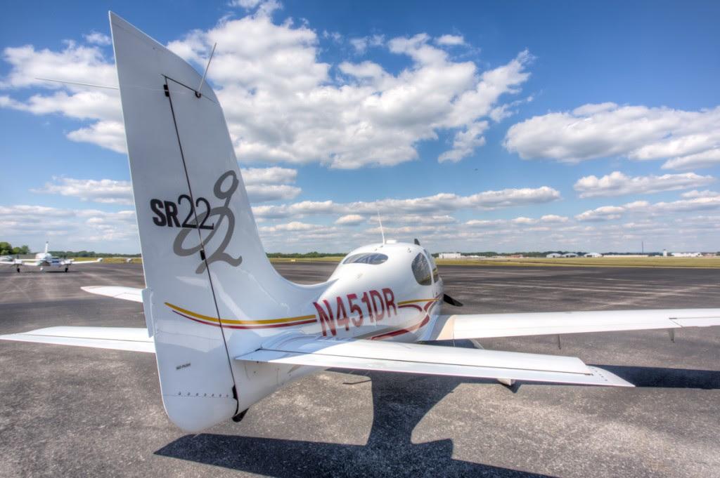 N451DR - 2004 Cirrus SR22 |Wings of Eagles Flight School Fleet