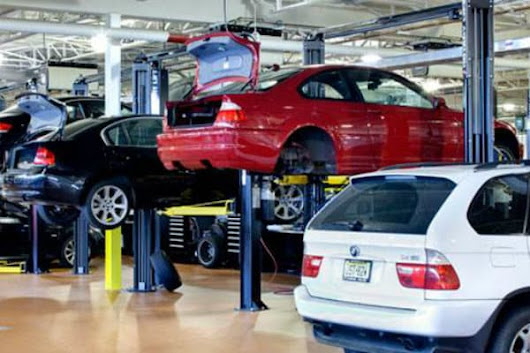 Park Ave BMW | Park Ave Auto Body Can Provide You With All of Your BMW Vehicle Service and Maintenance Needs