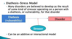 Abnormal Psychology Exam 1 flashcards   Quizlet