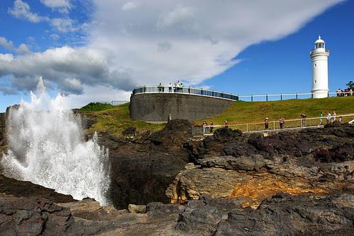 Kiama Lighthouse and Blowhole, New South Wales, Australia IMG_4161_Kiama