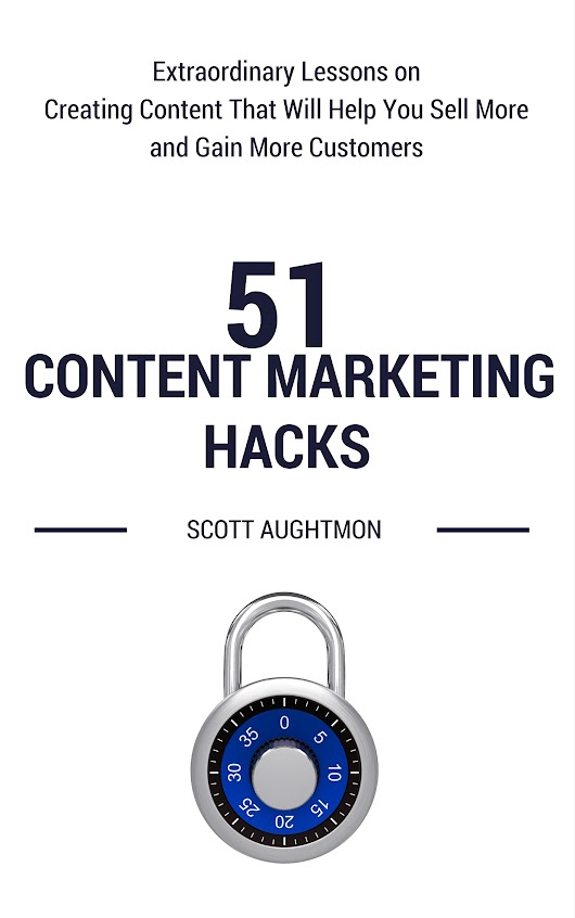 "1-Year Anniversary of Book ""51 Content Marketing Hacks"" and Lesson I Learned - RecessionSolution.com - Marketing, Content Marketing, and Business Help"