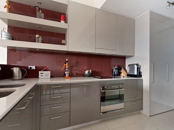 Burgundy Kitchens That You Will Love