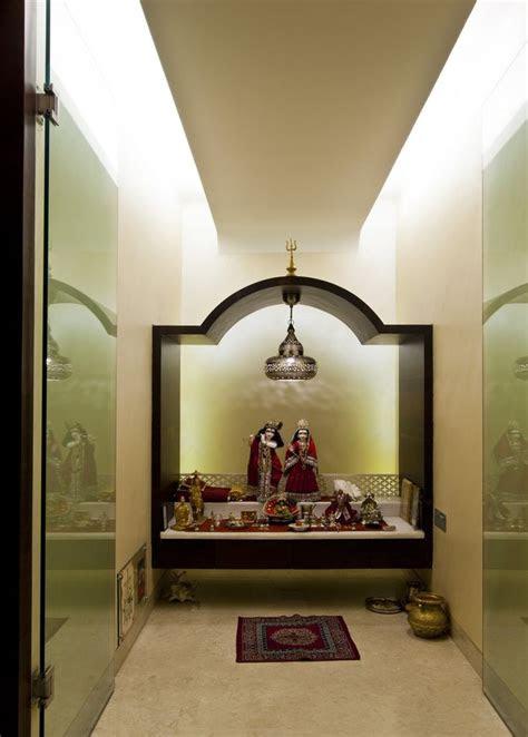 pooja room design  architect rajesh patel consultants