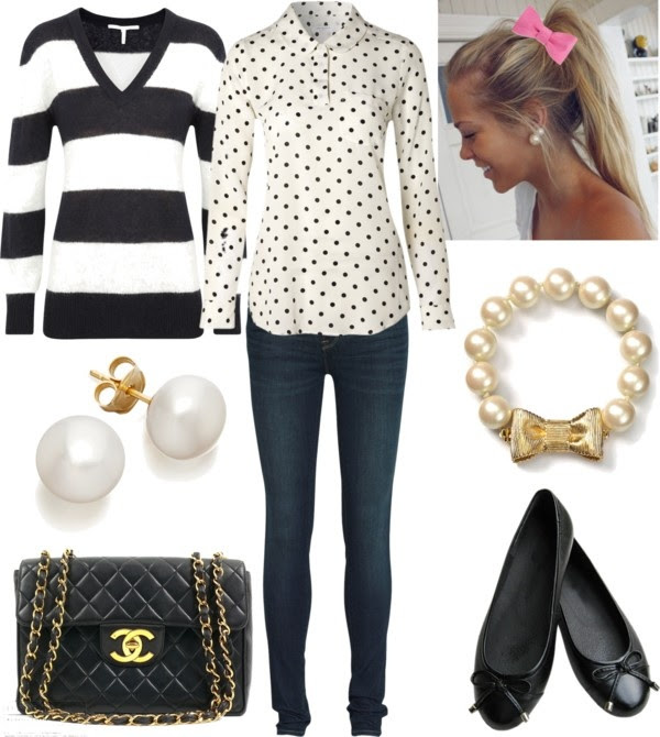 """Preppy Outfit"" by natihasi on Polyvore"
