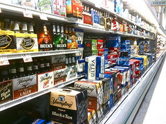 Beer in the Supermarket