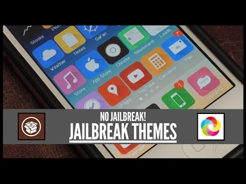 Install Jailbreak Apps Without Jailbreaking iOS 13: iSkin Themes!